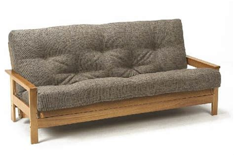Self Assembly Sofa Bed by Capella 3 Seat Futon Sofa Bed