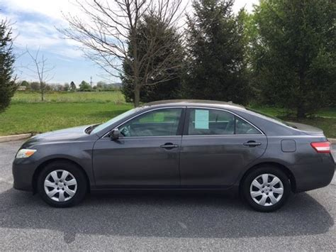 Toyota Camry Used Cars For Sale By Owner Used 2010 Toyota Camry For Sale By Owner In Aliquippa Pa