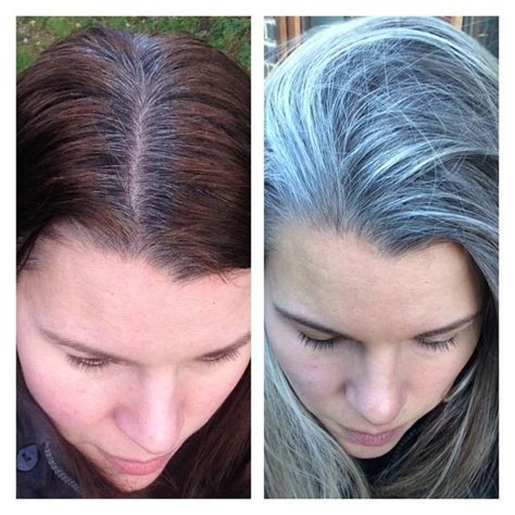 photos of transition to grey hair 47 best gray hair transition images on pinterest gray