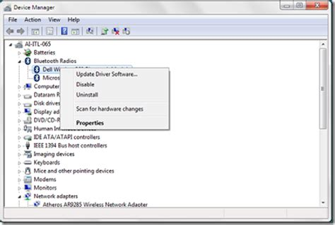 Turn Bluetooth Asus Laptop Windows 7 disable bluetooth in windows 7 how to