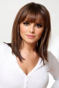 razor cuts for thin hair choppy razor cut bob medium length hairstyles long
