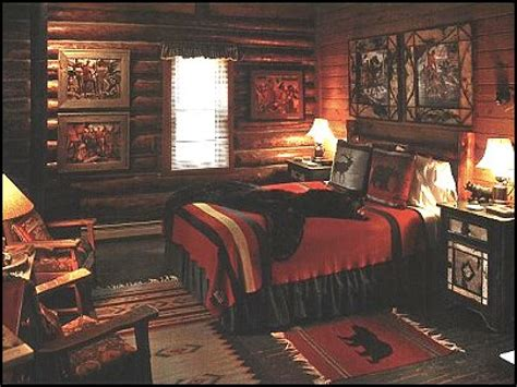 country style bedroom ideas log cabin bedroom decorating