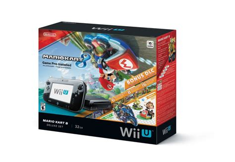 mario kart 8 wii console mario kart 8 wii u bundle is now better with dlc vg247
