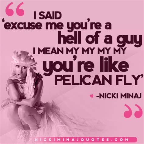 Nicki Minaj Birthday Quotes Fly By Nicki Minaj Quotes Quotesgram