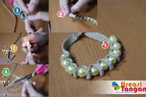 cara membuat gelang dari tali sepatu yang gang cara membuat gelang dari tali sepatu dan gelang tali warna