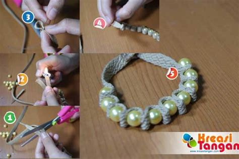 bagai mana cara membuat gelang dari tali sepatu cara membuat gelang dari tali sepatu dan gelang tali warna