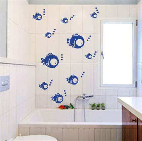 stickers for tiles in bathroom 35 blue bathroom tile stickers ideas and pictures