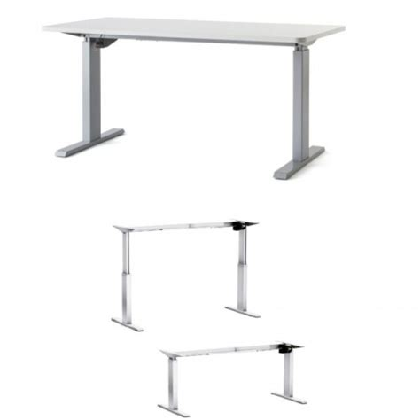 Electric Height Adjustable Computer Desk Cheap Electric Height Adjustable Desk Office Desks Uk