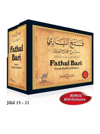 Fathul Bari Syarah Shahih Al Bukhari Jilid 21 buku fathul bari syarah shahih al bukhari toko muslim title