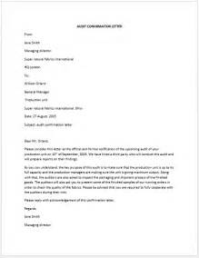 Audit Confirmation Template by Confirmation Letter For Meeting Invitation Write An E