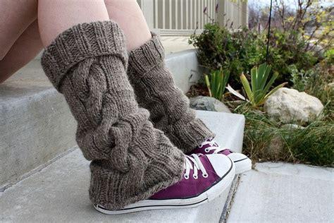 leg warmer knitting pattern knit leg warmers free pattern patterns gallery