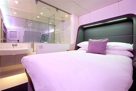 Yotel Cabins by Yotel Cdg Sleep Cabins Are Coming To T2