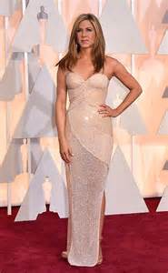 Best dressed at the 2015 oscars jennifer aniston in versace at the