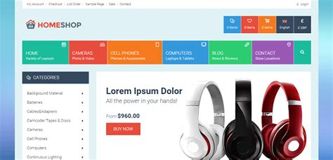 telecharger themes store 20 th 232 mes wordpress e commerce