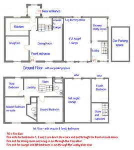 Historic Farmhouse Floor Plans The Old Farmhouse Hawkshead Floor Plan The Old