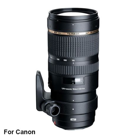 Tamron Lens Sp Af 70 200mm Di F2 8 tamron sp 70 200 mm di vc usd f 2 8 harga dan spesifikasi