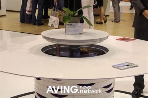 Gorenje Smart Fridge In A Table by