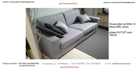 sconti divani divano letto biel in offerta sconto 59 divani a prezzi