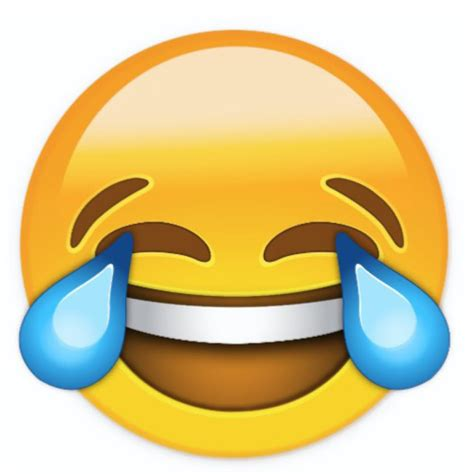 Smiling Crying Face Meme - crying laughing emoji know your meme