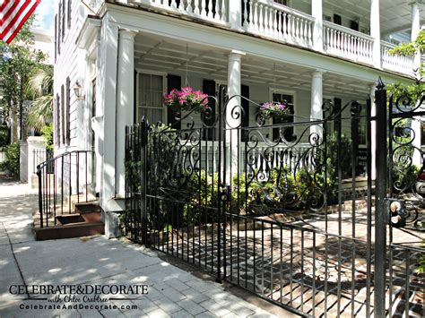charleston single house dreaming of a southern home celebrate decorate