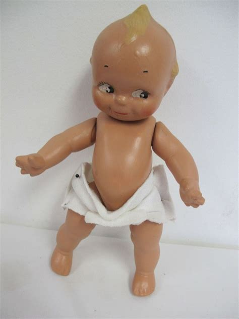 kewpie on ebay composition antique kewpie doll o neill jointed