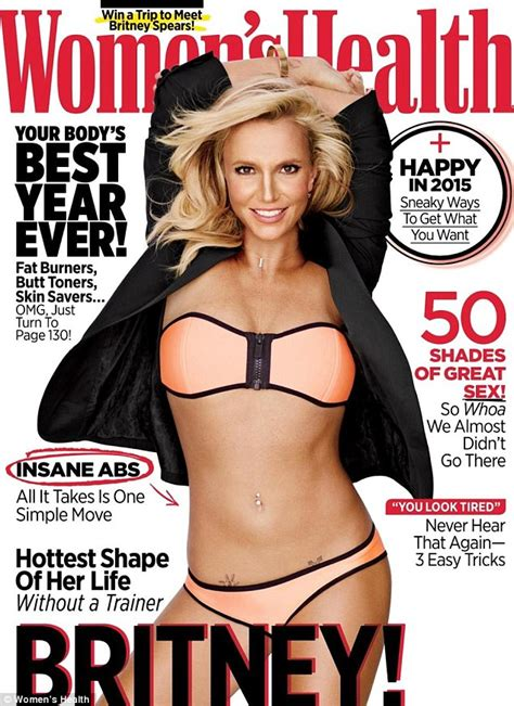 britney spears lucky magazine controversy us weekly britney spears shows of her picture perfect body on new