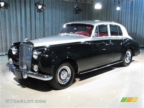 black bentley sedan 1962 silver black bentley s2 standard sedan lhd 289844