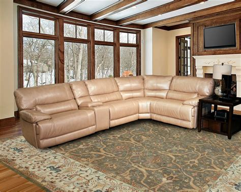 sectional house parker house pegasus sectional sofa in sand finish phmpeg