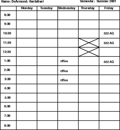timetable outline template search results for revision timetable outline calendar