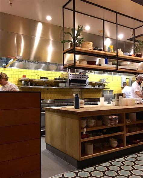 restaurant kitchen design ideas best 25 open kitchen restaurant ideas on