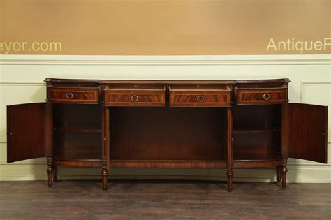 High End Dining Room Buffet High End Antique Reproduction Dining Room Sideboard