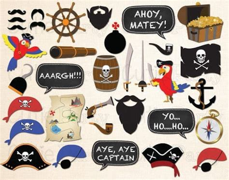 printable pirate birthday decorations pirate party ideas supplies birthday baby showers