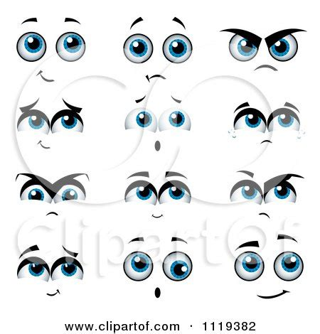 small printable eyes expressional blue eyes posters art prints by milsiart