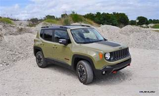 Jeep Renagade 2016 Jeep Renegade Trailhawk Review