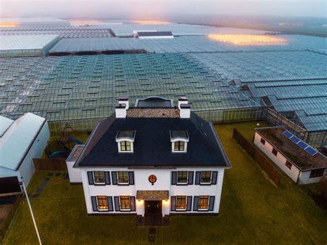 dutch greenhouses  revolutionized modern farming