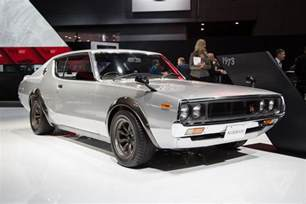 Retro Nissan Cars Nissan S Vintage Skylines Are The Most Beautiful Cars At