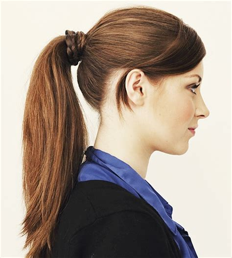 how to do ponytail hairstyles hair is our crown how to make different pony tails and braids in easy way