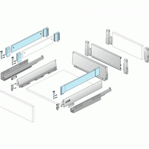 tiroir innotech kit tiroir innotech avec adaptateurs designside h144mm
