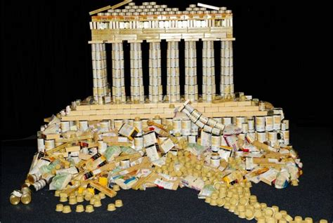 can sculpture canstruction amazing sculptures made from canned goods
