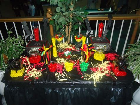 bob marley birthday party ideas photo    catch