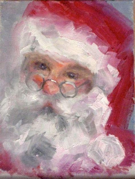 painting santa claus sweet santa shutterfly