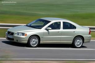 2004 Volvo S60 Review Volvo S60 Specs 2004 2005 2006 2007 Autoevolution