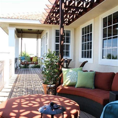 arredo balcone idee terrazzi e balconi tante idee trendy per un esterno