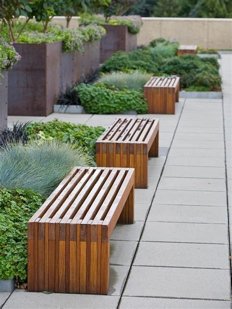 hudson benches shown   foot freestanding configuration