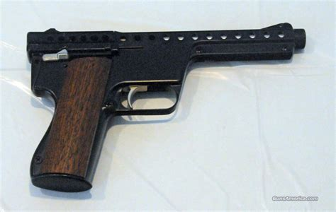 Mba Gyrojet Rocket Pistol by Mba Gyrojet Rocket Pistol 13mm Variant New In The