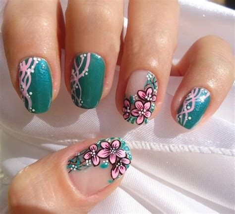 nail fiori passo passo 130 easy and beautiful nail designs 2018 just for you
