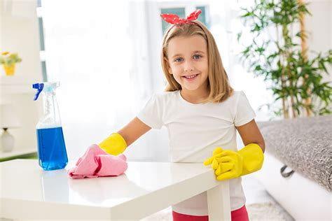 How To Deep Clean House weekly cleaning checklist for kids happiness is homemade