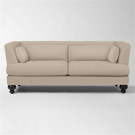 west elm livingston sofa essex sofa west elm