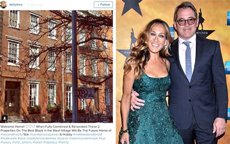 sarah jessica parker house looks like sarah jessica parker is combining two west village townhouses 6sqft