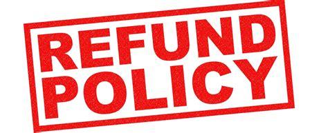 refund policy policy kodeforest design development company